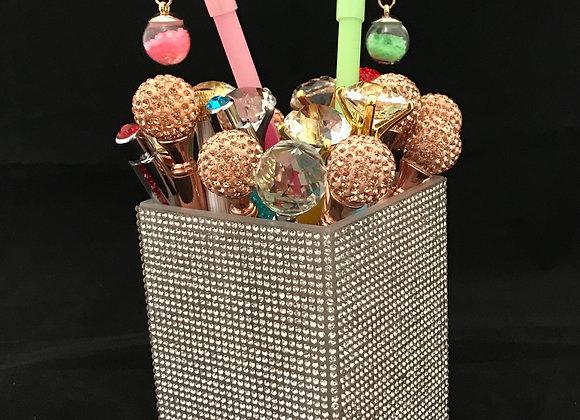 Pens, Crystal Ball/Diamond/Dangle