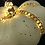 Thumbnail: Pumpkin, Speckled Yellow, Gold Chain Trim, Lights