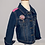 Thumbnail: PEPPA PIG, L/S denim jacket, Swarovski Crystals