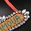 Thumbnail: Bracelet, Glamour, Orange