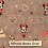 Thumbnail: DISNEY, Mickey & Minnie Mouse-Patterns, GLAMical face mask