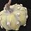 Thumbnail: Pumpkin, Green, Iridescent Chunky Swarovski Crystals