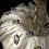 Thumbnail: Pumpkin, White, Green Chunky Swarovski Crystals