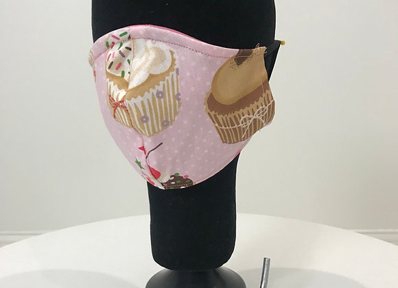 Sweets-Cupcakes & Candy, GLAMical face mask
