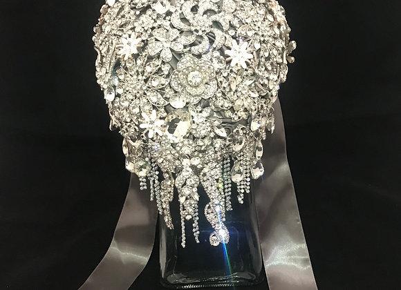 Wedding, Bouquet, Swarovski Crystals & Jewels