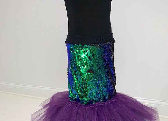 One Year Old Birthday Mermaid Dress