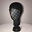 Thumbnail: LOUIS VUITTON, Coated Monogram Canvas, Black Gray Square, face mask