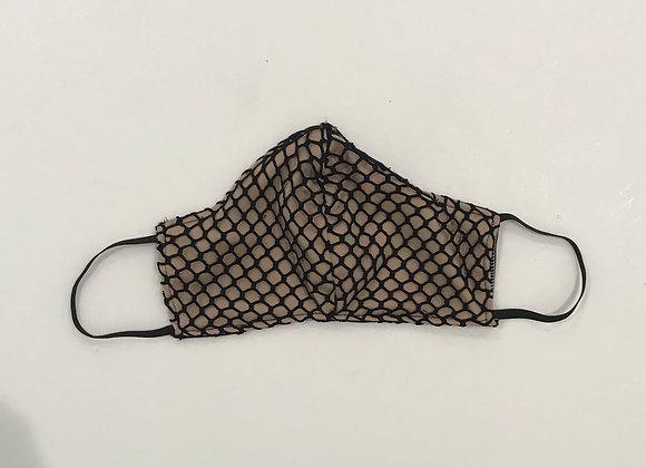Fishnet Tan, GLAMical face mask