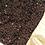 Thumbnail: Table Runner, Brown Sequin, Beaded Fringe