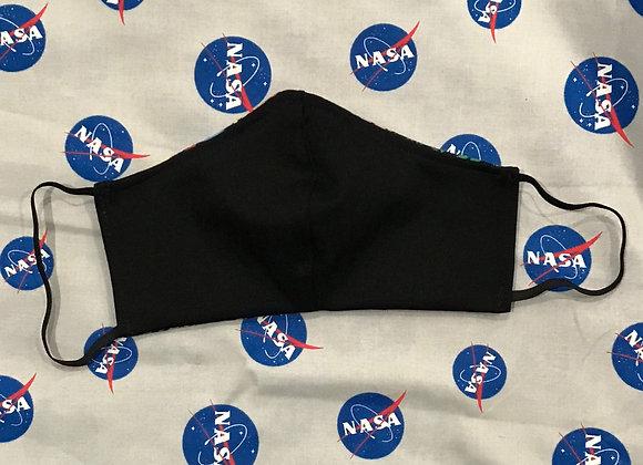 NASA, GLAMical face mask