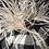 Thumbnail: Pumpkin, Black & White Check, Blush Ostrich Feathers