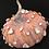 Thumbnail: Pumpkin, Orange, Iridescent Chunky Swarovski Crystals