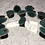 Thumbnail: Napkin Ring Holder, Agate, Green