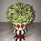 Thumbnail: Red Cherry Topiary Urn