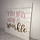 "Thumbnail: ""You Were Born To Sparkle"" Wall Art, Wood, Swarovski Crystals"