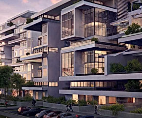 Midtown New Capital Condo Compound By Better Home