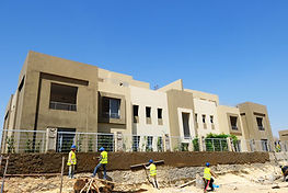Palm Parks - Apartments Compound - Palm Hills 6th of october