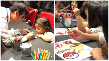 Crafting Workshop at Family Day