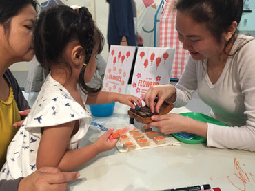 Preschoolers Craft Workshop