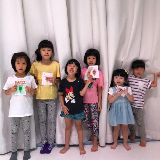 Wah So Simple Children Craft Workshop at The Artground