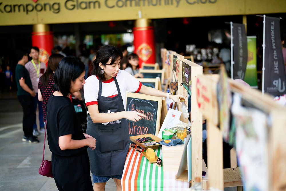 Beeswax wraps Singapore workshops