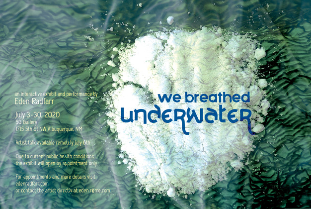We Breathed Underwater