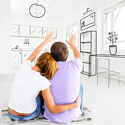 couple at their new empty apartment.jpg