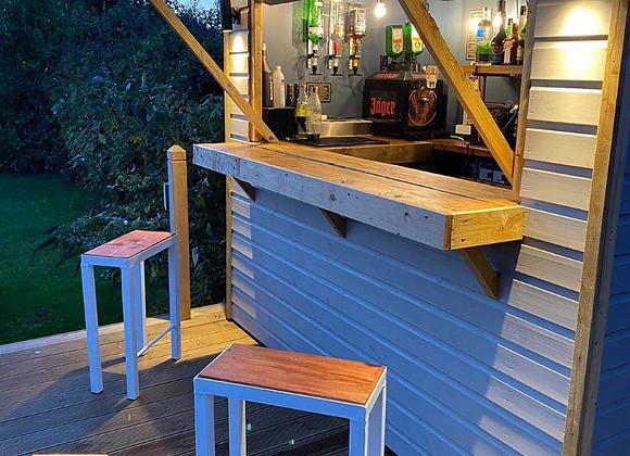 The 'Boathouse' Bar Stool