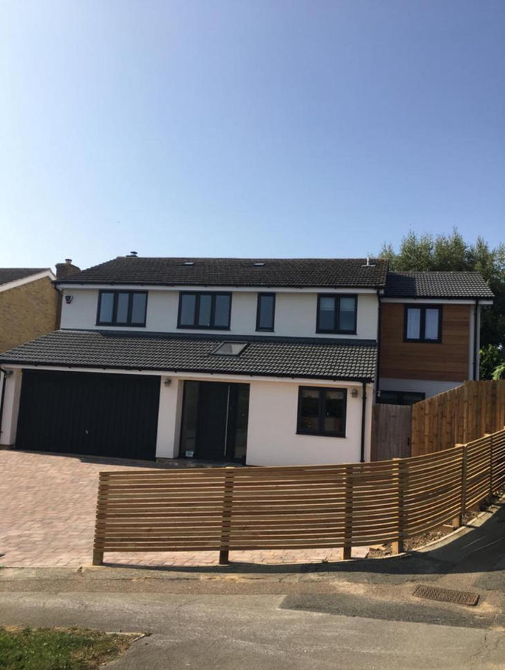 Great finish to a local property development project
