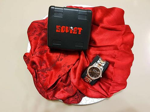Soviet woman's watch