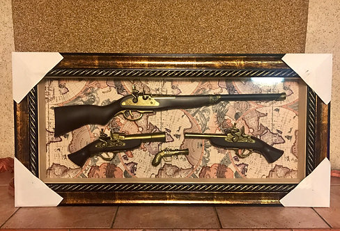 Display guns