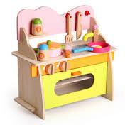 Toy Kitchen set Wooden
