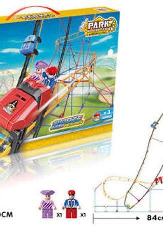 Loz park amusement building blocks