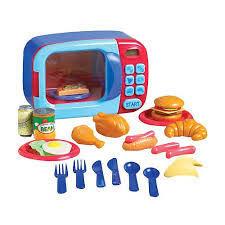Kiddies microwave
