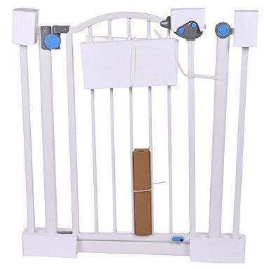 Popfish safety gate