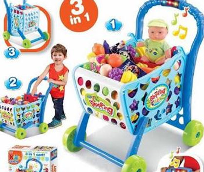 Kiddies Shopping cart