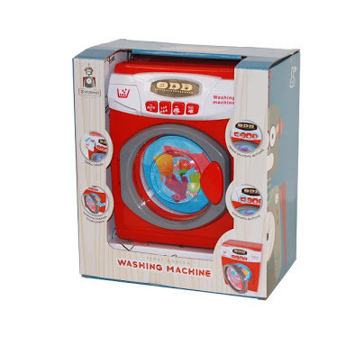 Kids washing machine toy