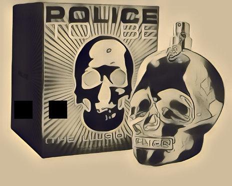 Police fragrance