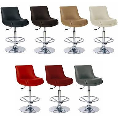 Drinks table and chairs(black)