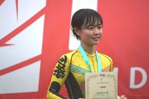 看護学部1年生太田まどかさん 自転車競技で準優勝