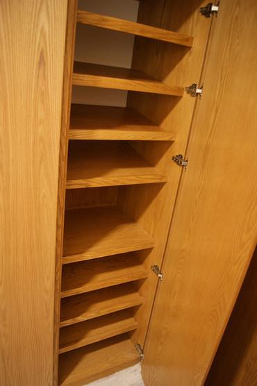 Closet organizador de zapatos