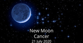 New Moon in Cancer 21 July 2020