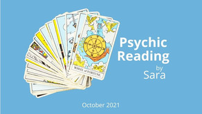 Psychic reading for October 2021