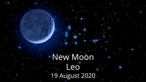 New Moon in Leo 19 August 2020