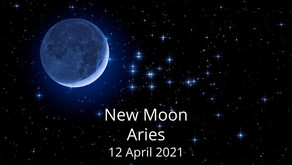 New Moon in Aries 12 April 2021