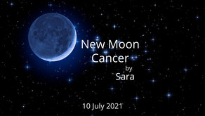New Moon in Cancer 10 July 2021