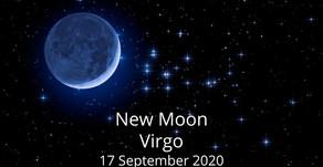 New Moon in Virgo 17 September 2020