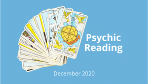 Psychic reading for December 2020