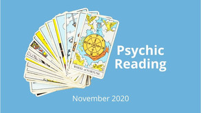 Psychic reading for November 2020
