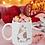Thumbnail: Christmas Cat 11oz Mug